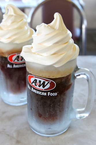 root-beer-float
