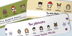 Vistaprint: 140 Custom Labels for $3 03 SHIPPED! | Moms Need
