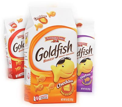 picture about Goldfish Printable Coupons known as Pepperidge Farm Goldfish: Contemporary Printable Coupon codes! Mothers Need to have
