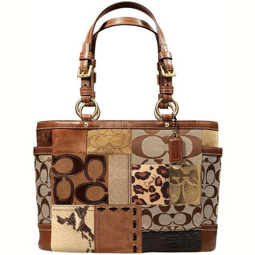 coch outlet rktc  new_pattern_coach_handbag_
