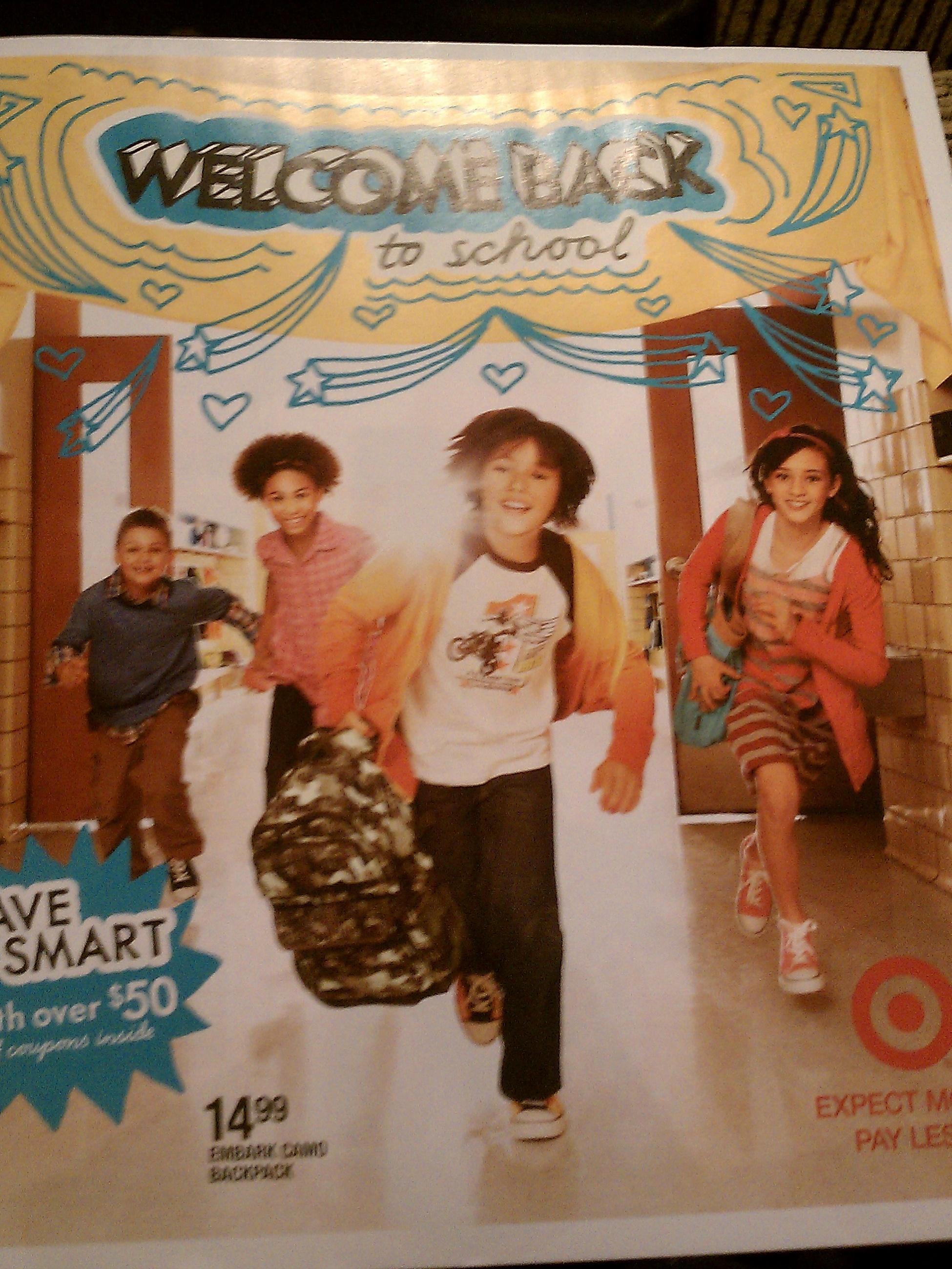 Target hi coupons booklet