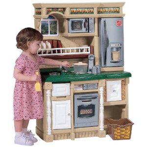 this is the lowest price i have seen on the step2 lifestyle custom kitchen - Step 2 Kitchen