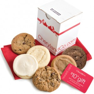 Cheryl's cookies coupon codes free shipping