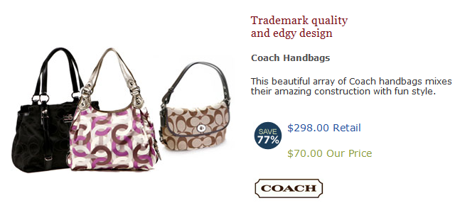 Coach Bags For 70 On No More Rack
