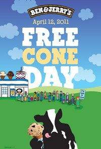 Reminder* Ben & Jerry's: Free Cone Day On April 12, 2011 — Moms ...