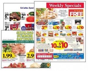 Saving Money With Coupons:  Know How To Read a Grocery Circular