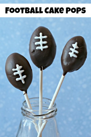 football cake pops game day food moms need to know. Black Bedroom Furniture Sets. Home Design Ideas