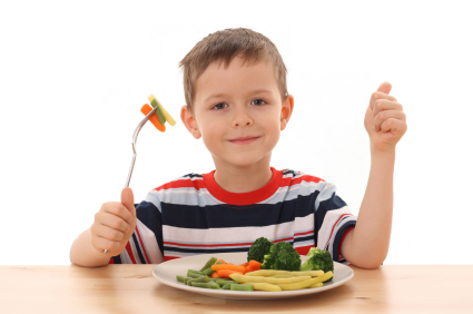 How to Encourage Healthy Eating: Involving Your Child in the Kitchen
