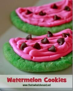 watermeloncookies