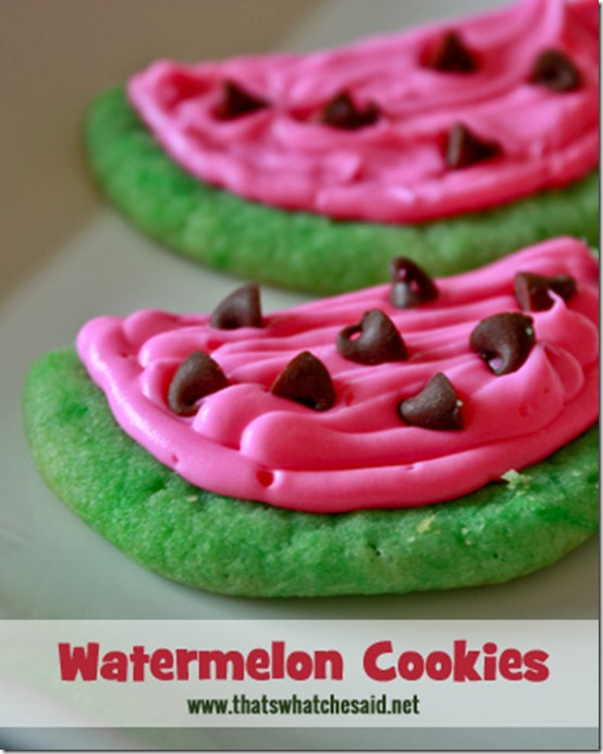watermeloncookies