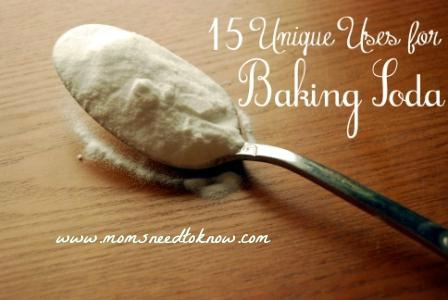 uses-for-baking-soda