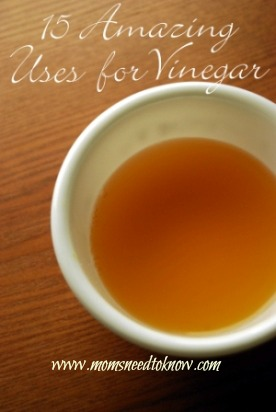 15 Amazing Uses For Vinegar