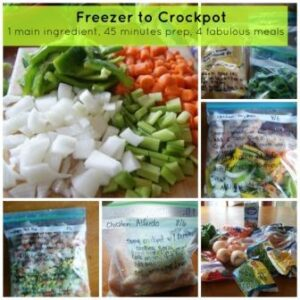 Bulk Cooking Chicken Meals