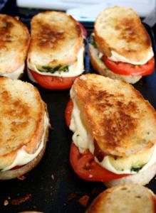 mozzarellasandwiches
