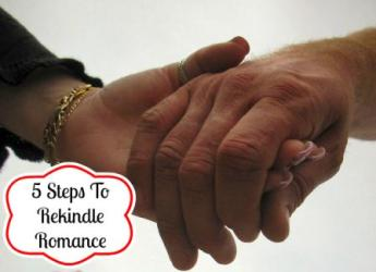 How to rekindle romance in a marriage