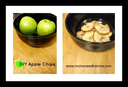 apple-chips-collage