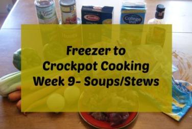 freezer ready crockpot soup recipes