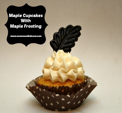 maple-cupcakes