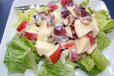waldorf-salad-recipe