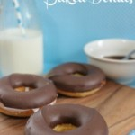 chocolate-glazed-baked-donuts