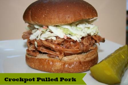 crockpot pulled pork recipes