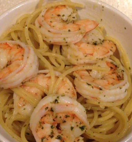 Garlic Butter Shrimp Scampi From McCormick + Giveaway ...