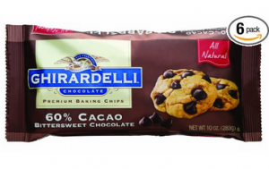 Ghirardelli Baking Chips Only $2.50 Per Bag!