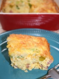 Oven Baked Omelet | Great Weekend Morning Recipe!