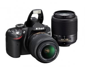 Nikon D3200 Digital SLR | Just $497 (Regular $799)