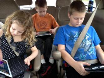 easter-in-the-car