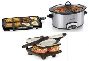 3 FREE Small Appliances at Kohl's after Kohl's Cash + Rebates!