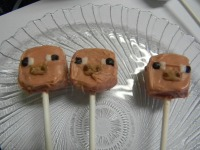 painted pig pops