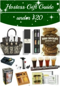 Hostess Gift Ideas For Less Than $20