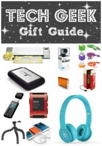 Gift Ideas for the Tech Geek