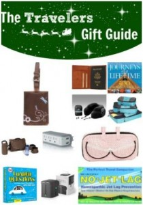 Gift Ideas For People Who Like To Travel
