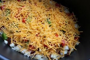 breakfast casserole layer 2
