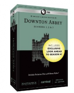 Downton Abbey Seasons 1, 2 + 3 | Just $36.99 Shipped!