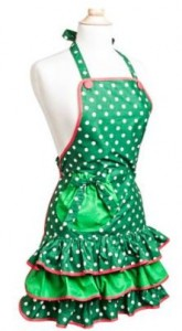 Flirty Aprons Flash Sale | Christmas Aprons For $14.97 Shipped!