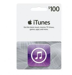 Get a $100 iTunes Gift Card for $85 Shipped!
