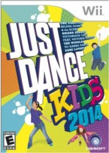 Just Dance Kids 2014 – Exercise in Disguise! #JustDanceKids2014