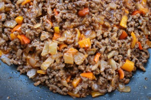 sloppy joe recipe prep