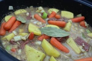 beef stew start