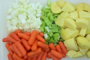 beef stew vegetables