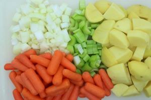 beef stew vegetables