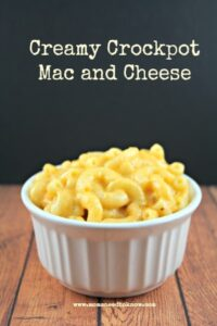 Creamy Crock Pot Mac and Cheese Recipe