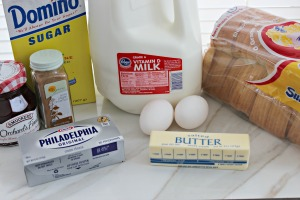 french toast roll ups ingredients