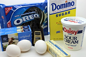oreo cheesecake bars recipe ingredients