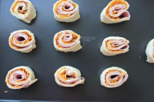 pinwheels bake