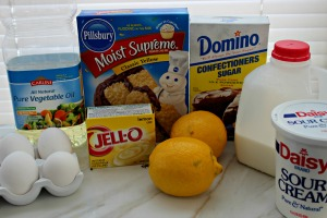 starbucks lemon loaf recipe ingredients