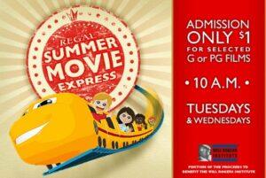 Regal Summer Movie Express 2014 | $1 Movies Nationwide!